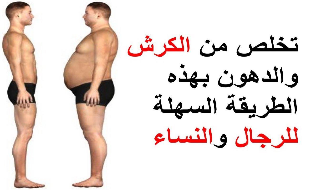 صوره التخلص من الكرش , تنزيل الوزن بافضل الطرق
