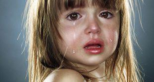 صوره طفلة تبكي , صور مؤثرة وجميلة لبكاء طفلة
