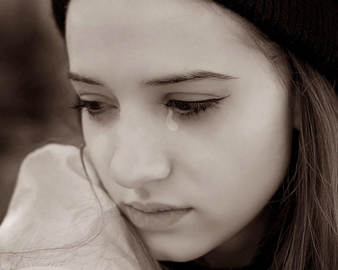 صور فتاة حزينة , مشاعر حزينه فى صورة