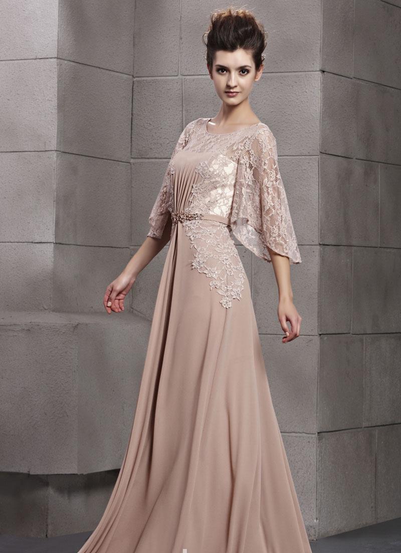 بالصور فساتين دانتيل , تالقى بجمال فستانك 1275 11