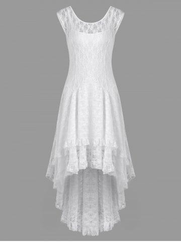 بالصور فساتين دانتيل , تالقى بجمال فستانك 1275 7