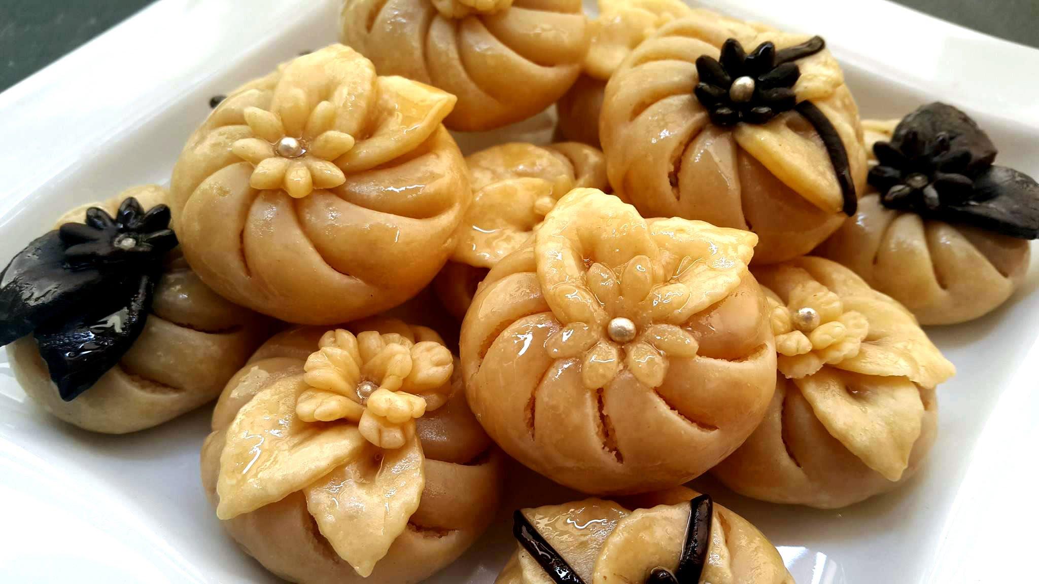 صوره حلويات مغربيه , اجمل حلى مغربي