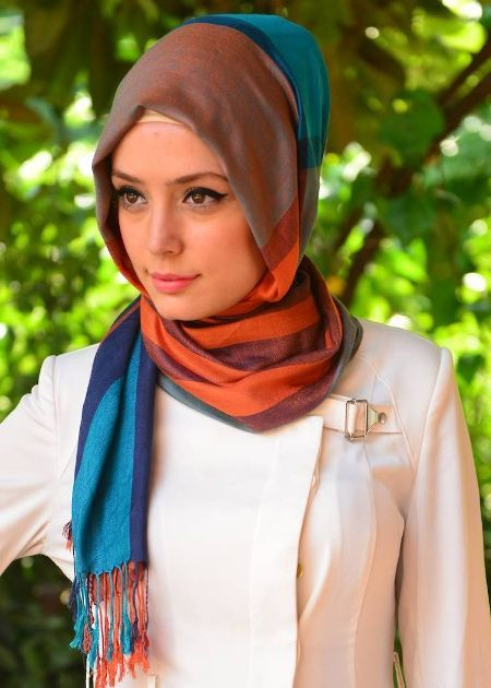 بالصور صور فتيات محجبات , جمال المراه بالحجاب 1301 10