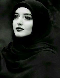 بالصور صور فتيات محجبات , جمال المراه بالحجاب 1301 4