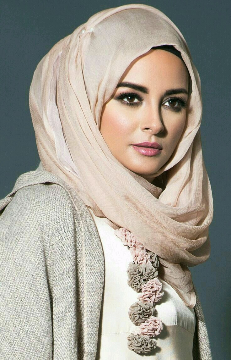 بالصور صور فتيات محجبات , جمال المراه بالحجاب 1301 5