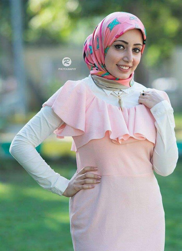 بالصور صور فتيات محجبات , جمال المراه بالحجاب 1301 9