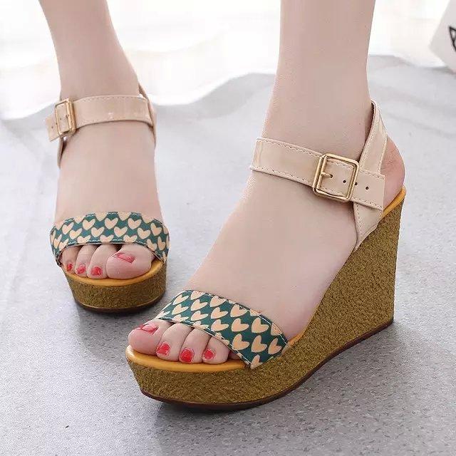 بالصور احذية صيفية , اجمل شوز صيفي 1331 8