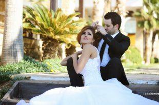 صورة اجمل لقطات الصور للعرسان , جمال عروسين فى صورة