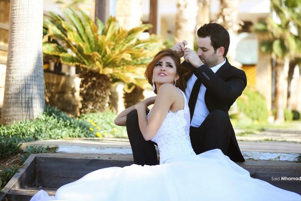 بالصور اجمل لقطات الصور للعرسان , جمال عروسين فى صورة 1369