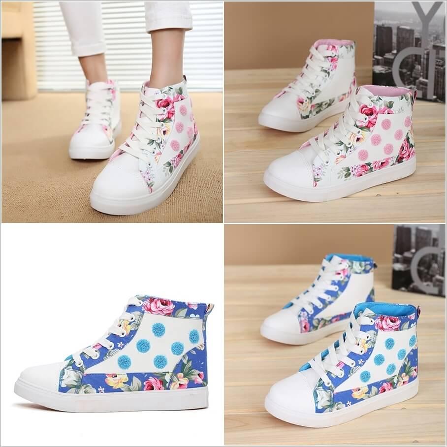 بالصور احذية بنات , اجمل تشكيله شوزات للبنات 1378 10