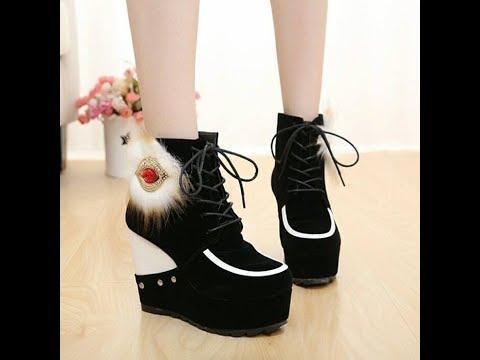 بالصور احذية بنات , اجمل تشكيله شوزات للبنات 1378 9
