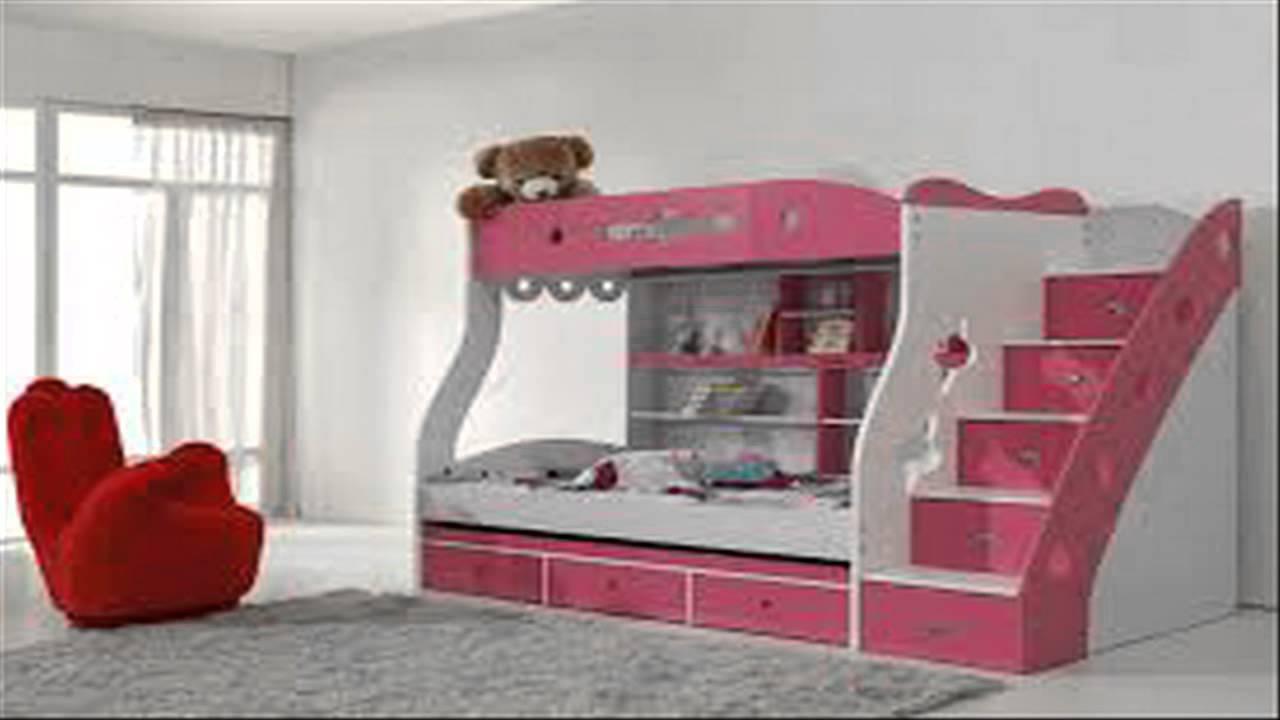 بالصور غرف نوم اطفال مودرن , غرف نوم بيبيهات حديثه 1380 10