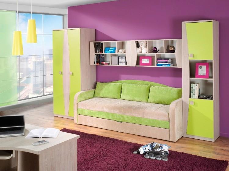 بالصور غرف نوم اطفال مودرن , غرف نوم بيبيهات حديثه 1380 4