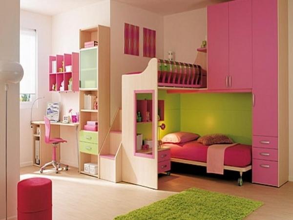 بالصور غرف نوم اطفال مودرن , غرف نوم بيبيهات حديثه 1380 5