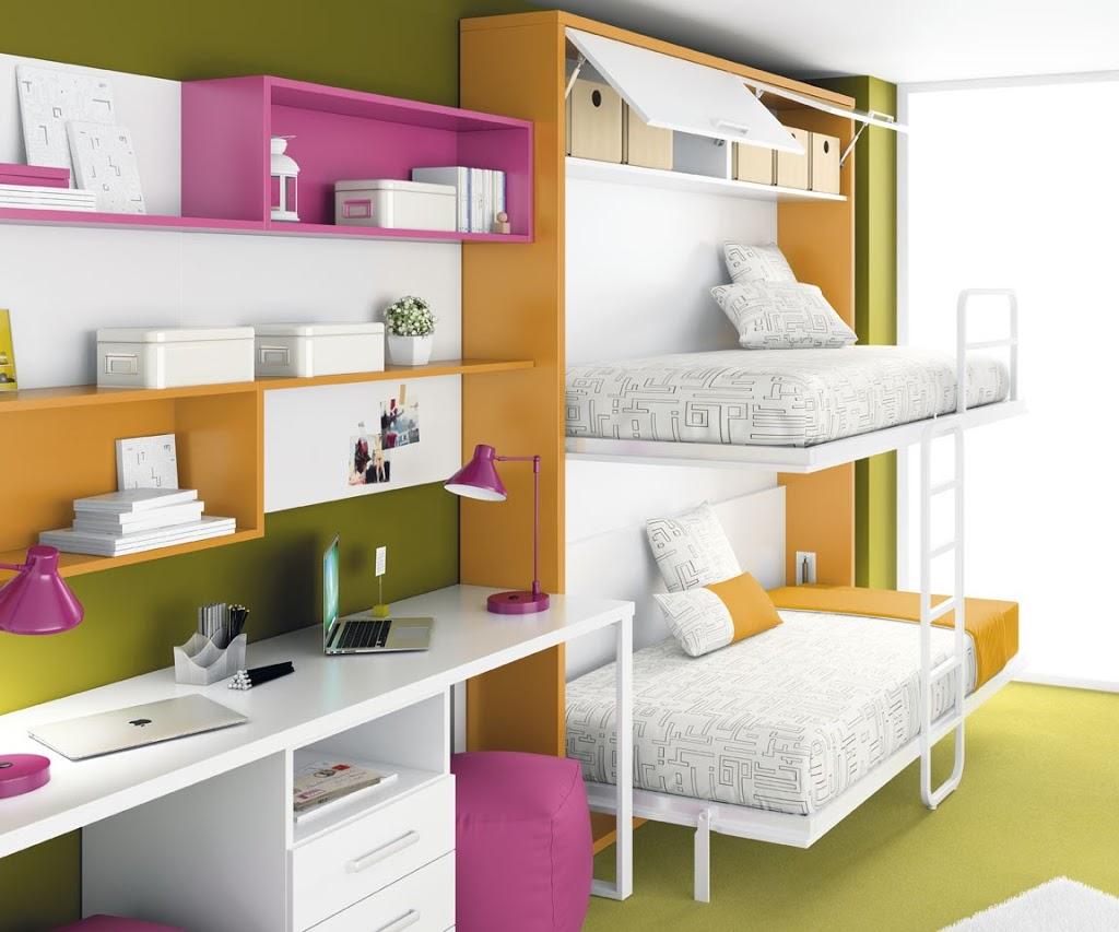 بالصور غرف نوم اطفال مودرن , غرف نوم بيبيهات حديثه 1380 6