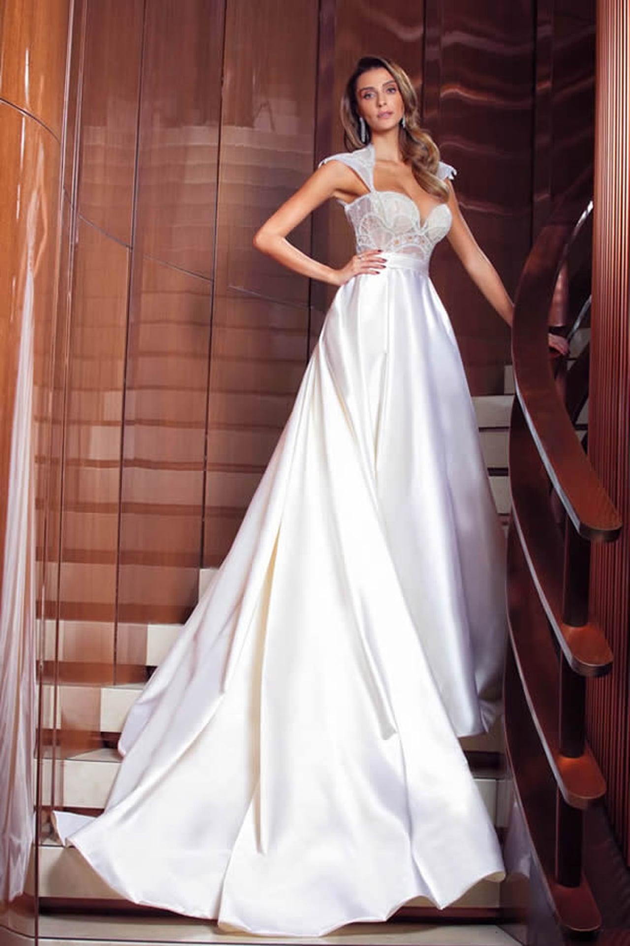 بالصور فساتين افراح , تالقي بفستان زفافك 1382 10