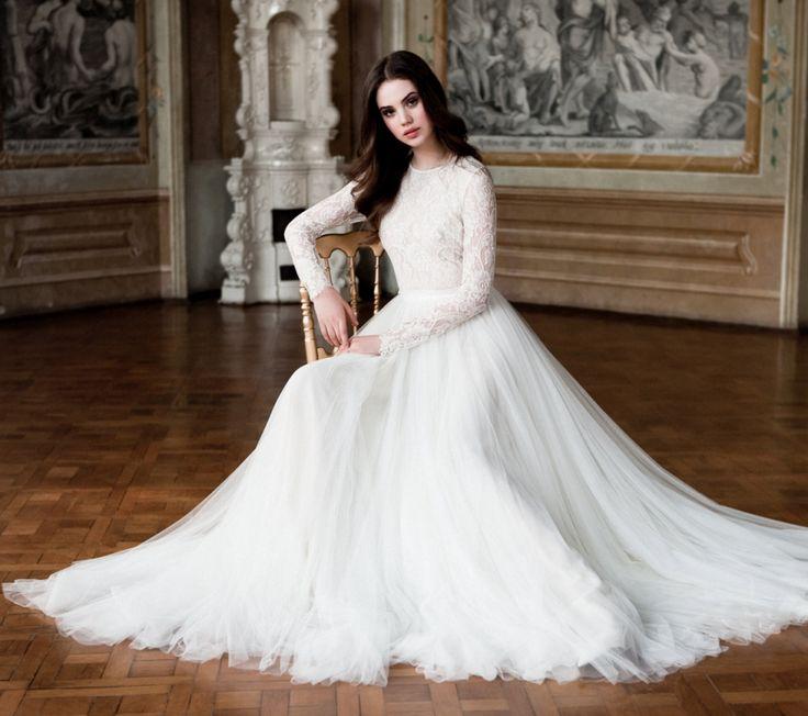 بالصور فساتين افراح , تالقي بفستان زفافك 1382 11