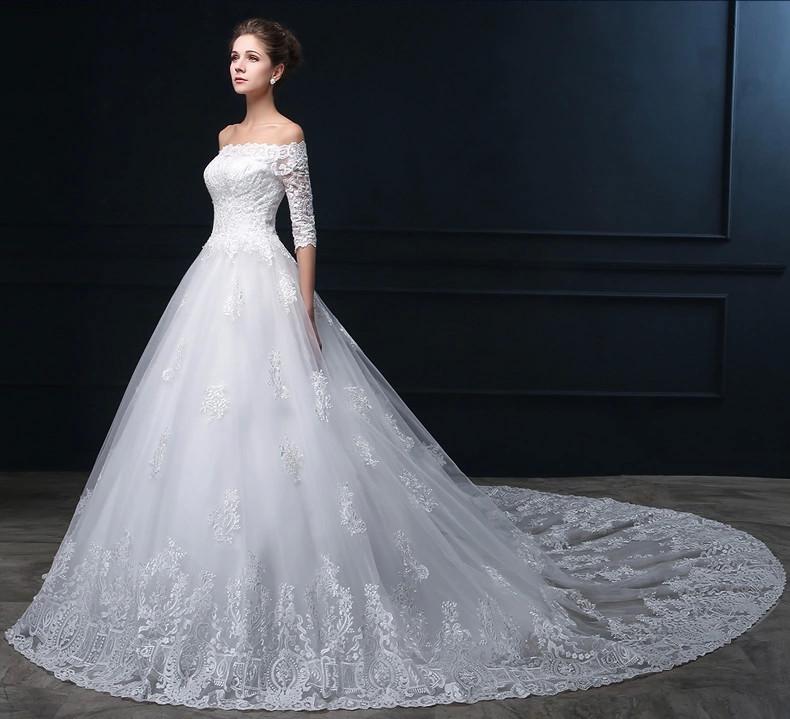 بالصور فساتين افراح , تالقي بفستان زفافك 1382 4