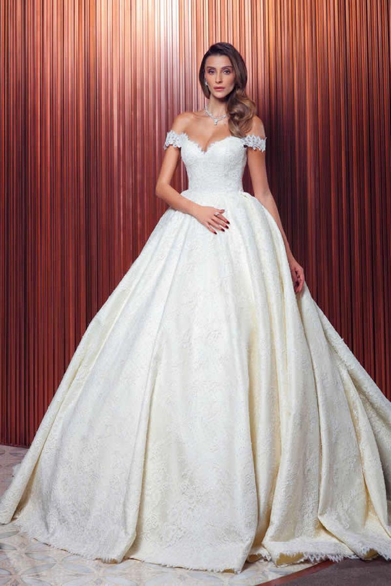 بالصور فساتين افراح , تالقي بفستان زفافك 1382 8