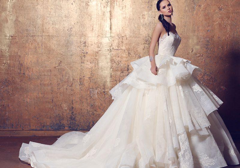 بالصور فساتين افراح , تالقي بفستان زفافك 1382 9