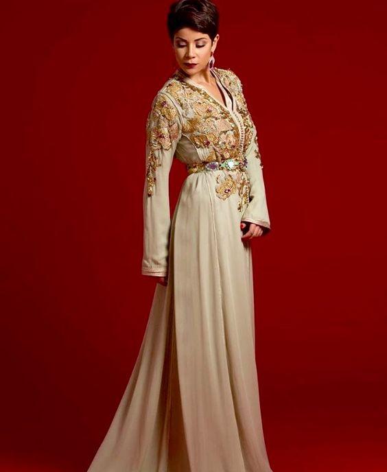 صور قفاطين مغربية , افخم انواع الفساتين فى المغرب