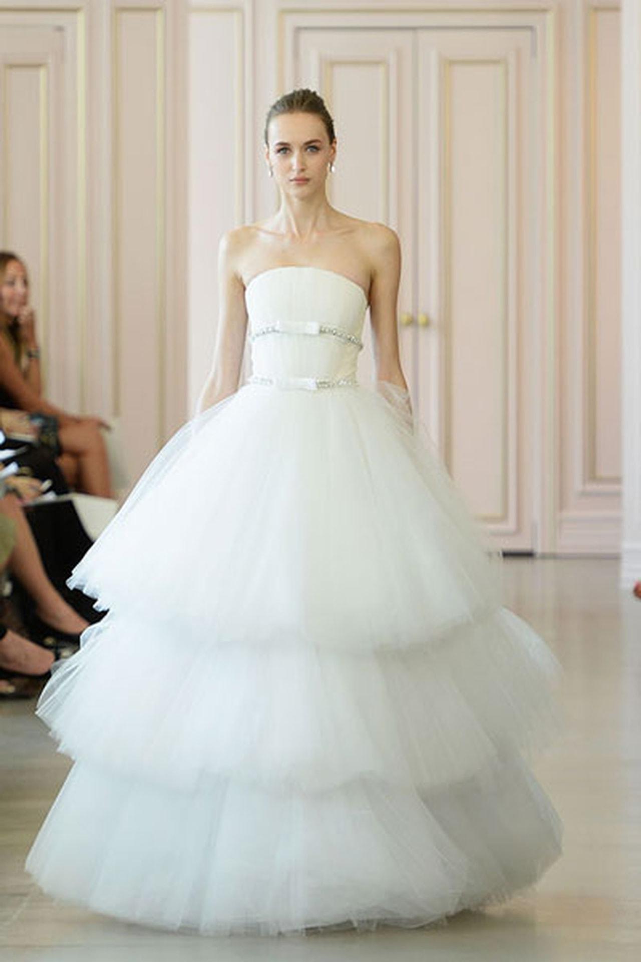 بالصور صور فساتين اعراس , تشكيله فساتين زفاف رائعه 1396 11