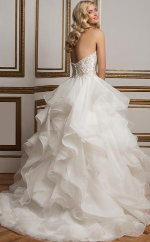بالصور صور فساتين اعراس , تشكيله فساتين زفاف رائعه 1396 8