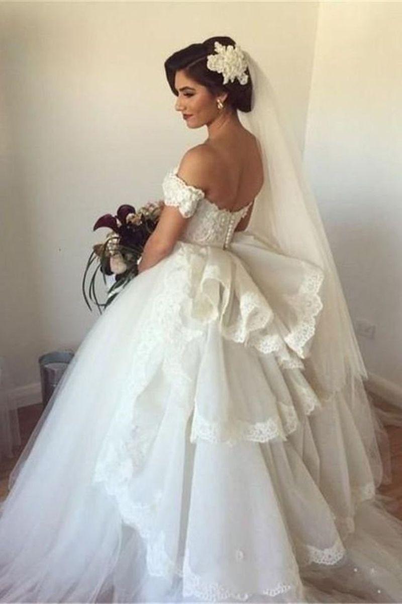 صوره صور فساتين اعراس , تشكيله فساتين زفاف رائعه