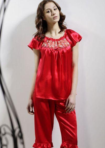 بالصور بيجامات عرايس , ملابس نوم للعرسان خيالية 1450 11