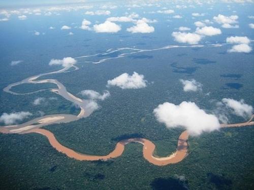 بالصور اكبر نهر في العالم , صور لاكبر نهر في العالم 1708 1