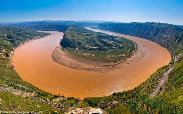 بالصور اكبر نهر في العالم , صور لاكبر نهر في العالم 1708 2