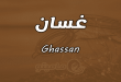 بالصور معنى اسم غسان , شرح معني اسم غسان 2184 2 110x75