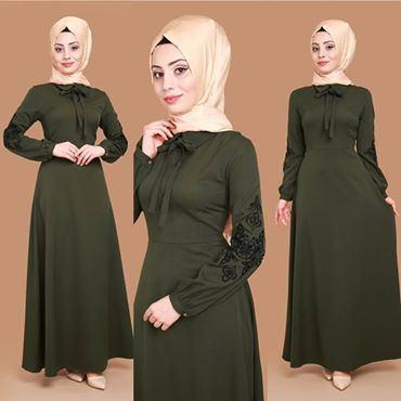 بالصور ملابس محجبات تركية , ثياب تركي غاية في الروعة 3117 3