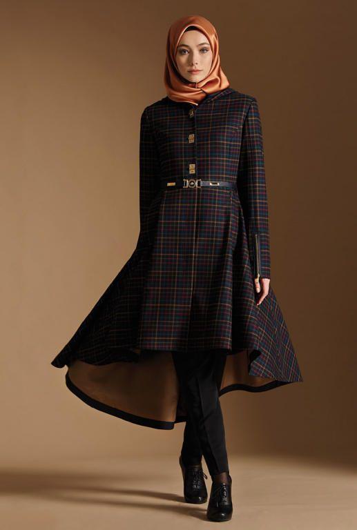 بالصور ملابس محجبات تركية , ثياب تركي غاية في الروعة 3117 4