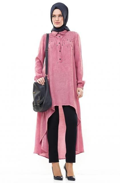 بالصور ملابس محجبات تركية , ثياب تركي غاية في الروعة 3117 8