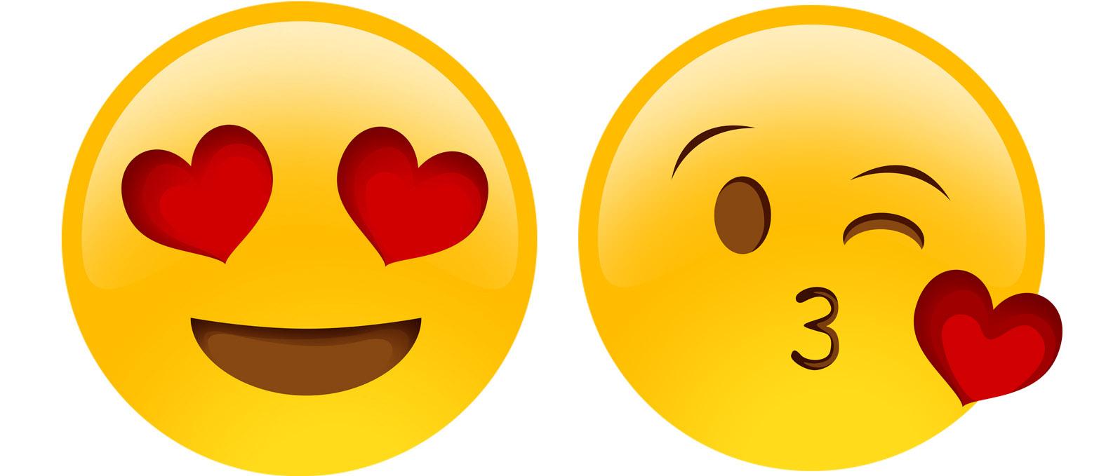 الرموز التعبيرية , رموز روعة تستخدم في وسائل التواصل الاجتماعي