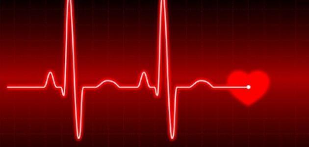 صورة تسارع نبضات القلب , طريقة علاج نبضات القلب السريعة