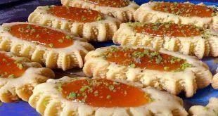 صورة حلويات جزائرية اقتصادية , اشهى الحلويات الجزائرية