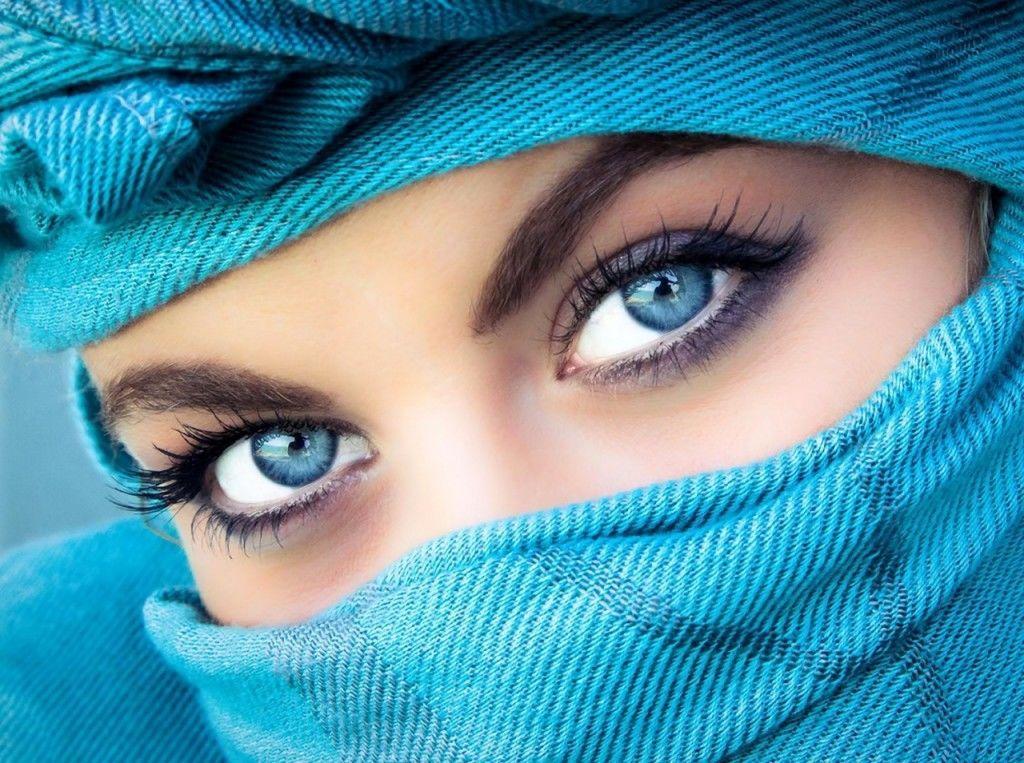 صورة عيون زرقاء , اصحاب العيون الزرقاء