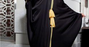 صورة عبايات اماراتية , اروع موديلات العباية الاماراتى