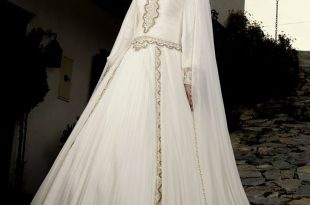 صورة صور فساتين تركي , فساتين زفاف تركية