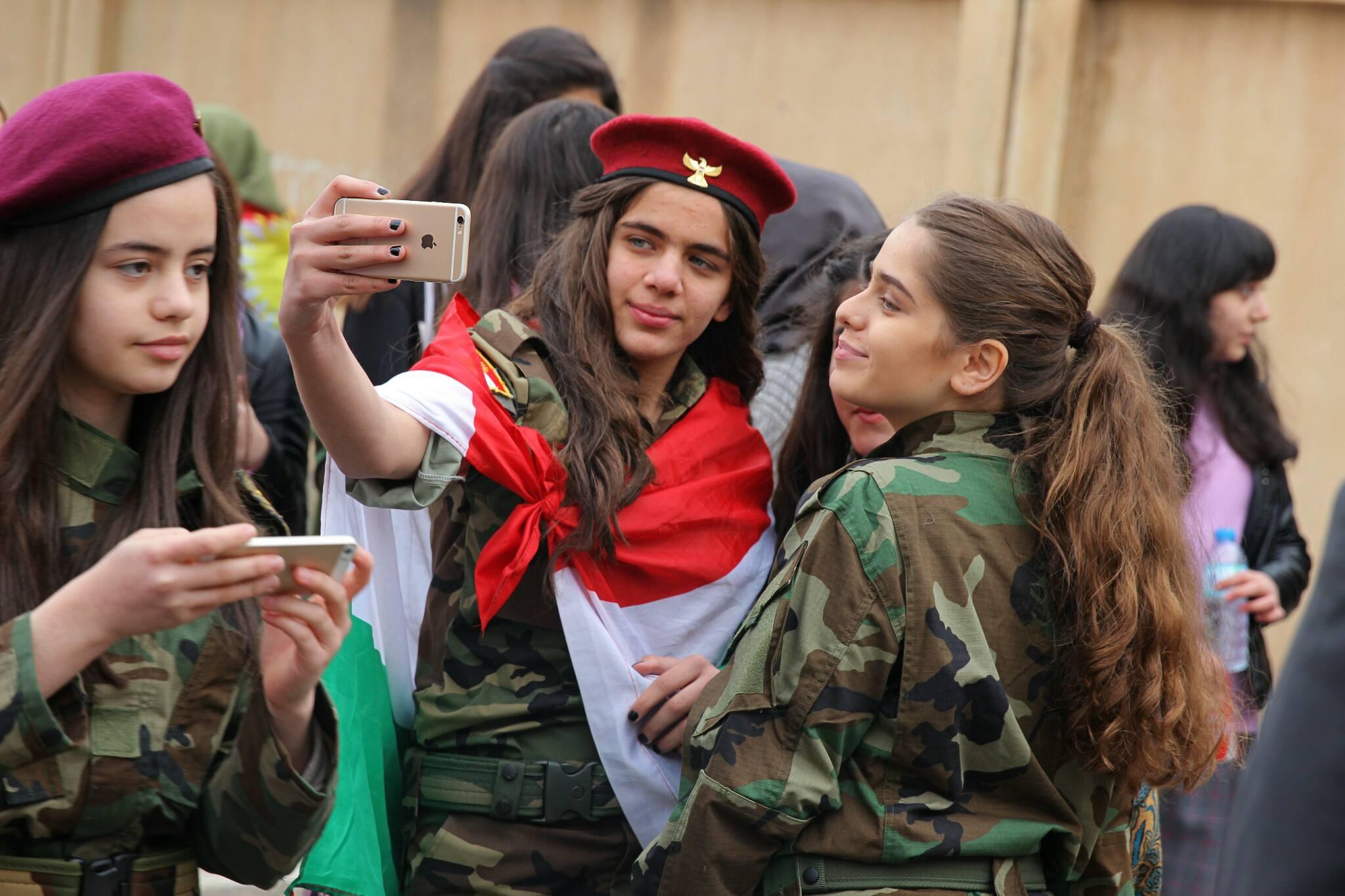 بالصور بنات كردستان , شاهد بالصور حسن الفتايات فى كردستان 3802 5