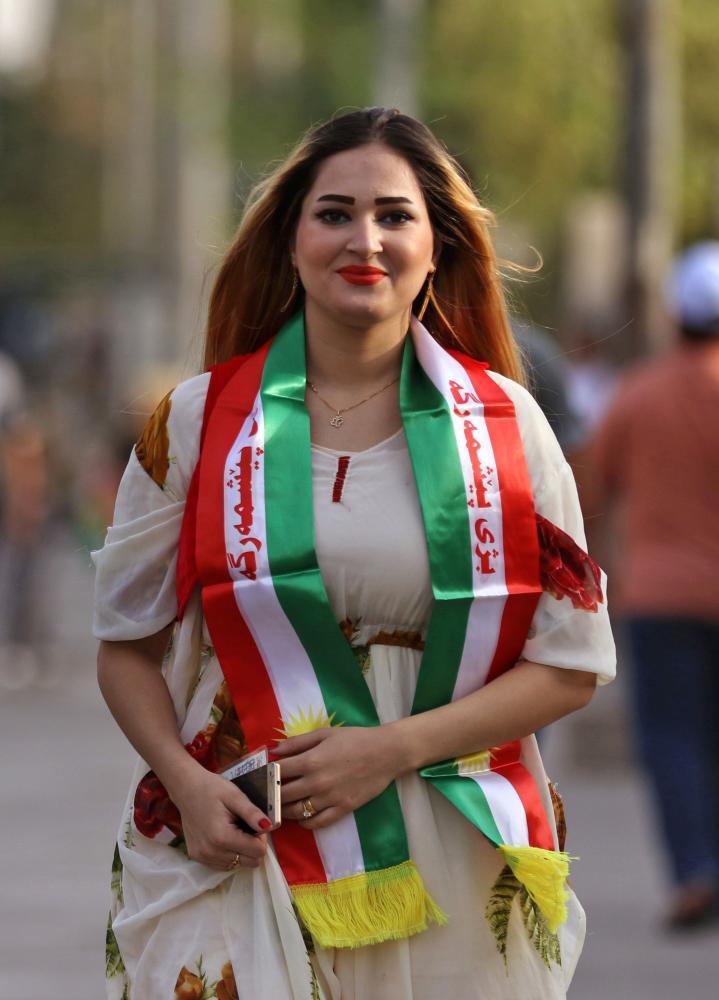 بالصور بنات كردستان , شاهد بالصور حسن الفتايات فى كردستان 3802