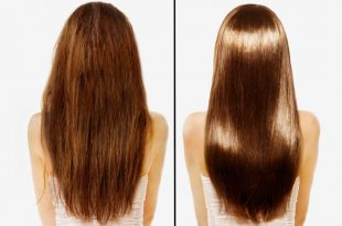 صورة علاج الشعر الجاف , تعرف على علاج جفاف الشعر
