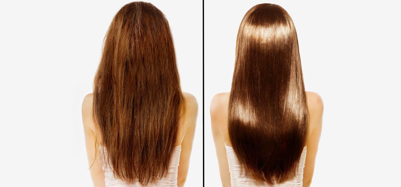 صور علاج الشعر الجاف , تعرف على علاج جفاف الشعر
