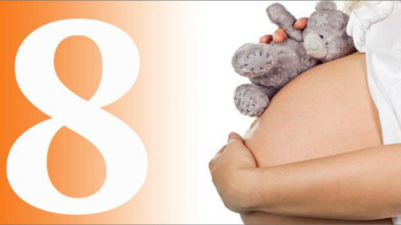 بالصور الشهر الثامن من الحمل , تعرفى على شعور المراة فى الشهر الثامن من الحمل 3867 2