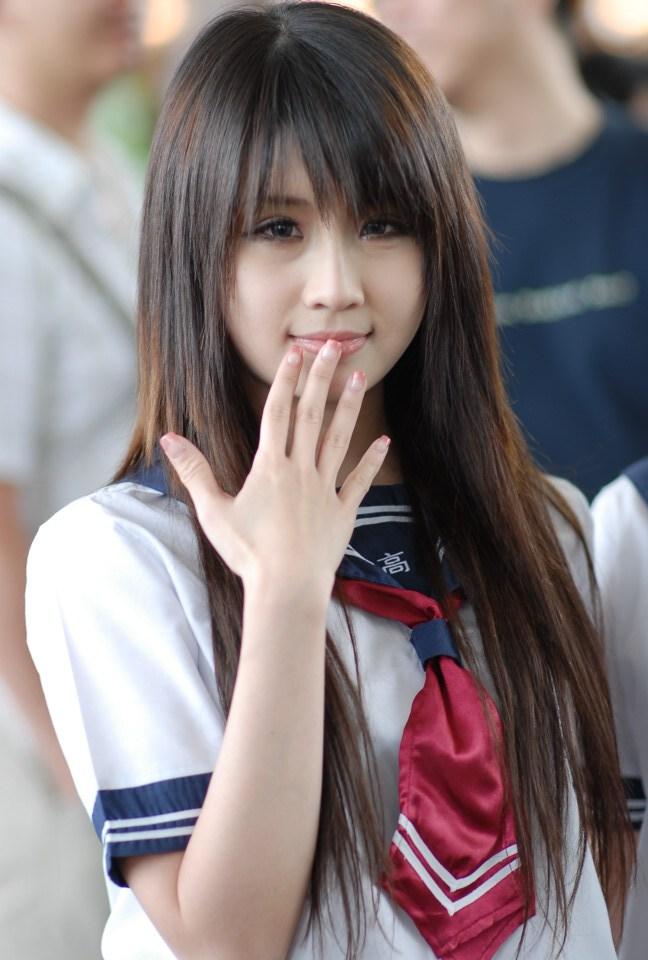 بالصور بنات يابانية , شاهد ارق الفتيات اليابانية 3878 1