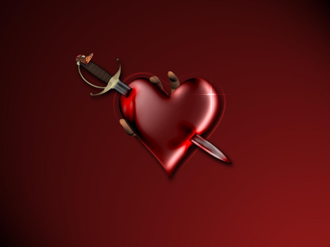 بالصور صور قلب موجوع , بالصور قلوب مجروحة بشدة 3913 8