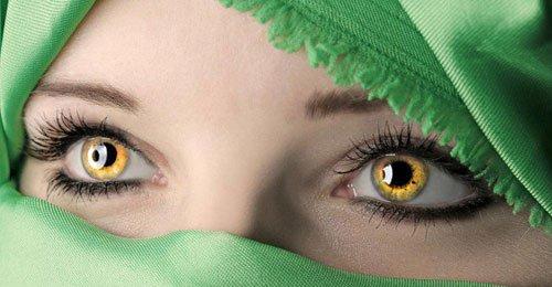 صورة اجمل عيون في العالم , العيون الاكثر ساحرية