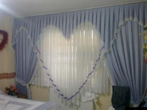 صور ستائر غرف نوم , اجدد الاشكال لستائر غرف النوم